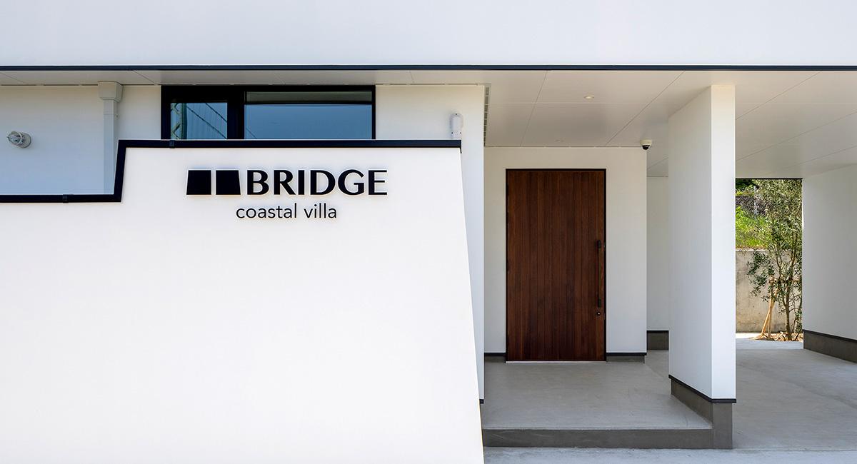 BRIDGE coastal villa